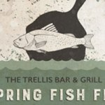 Fish Fry & Live Music at The Trellis - March 23 - Family Friendly with kids 5 and under eating FREE