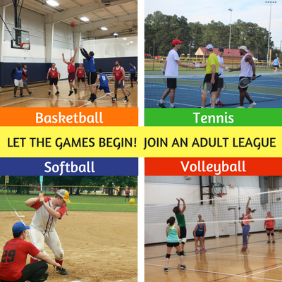 Williamsburg adult sports