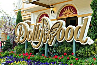 Dollywood family trip