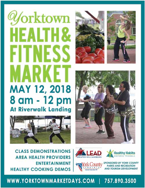 Yorktown fitness market 2018