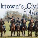 National Park Service Civil War Weekend in Yorktown - April 4th & 5th