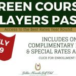 Green Course Players Pass  - Your Ticket to More Golf in 2019 at Colonial Williamsburg