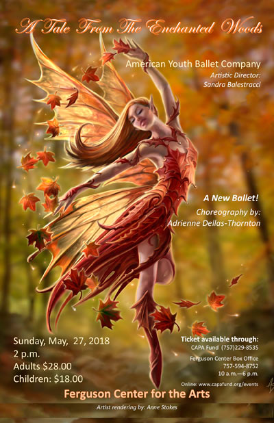 A Tale from the Enchanted Woods, a NEW ballet featuring The American ...