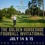 Golden Horseshoe Invitational July 14 – July 15, 2018 – Open Championship, Senior and Super Senior Championships