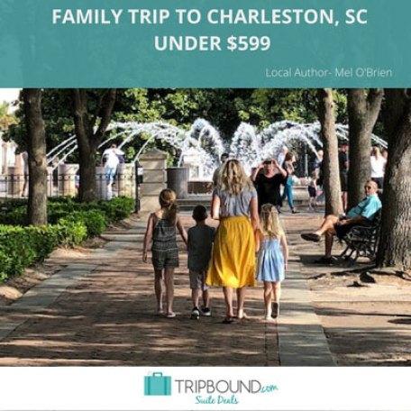 Charleston-on-a-dime