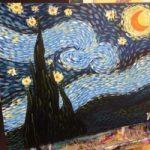 Paint like Van Gogh - Starry Night