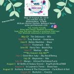 Port Warwick Live Music on Wednesday Nights this Summer