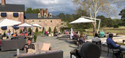 social terrace colonial williamsburg