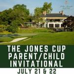 Parent / Child Tournament at Golden Horseshoe – July 21 & 22