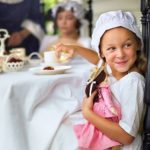 Kids Bring Your Favorite Doll to Mrs. Campbell's Tavern for An All American Tea Party - This Summer at Colonial Williamsburg