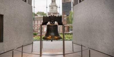 visiting the liberty bell in philadelphia