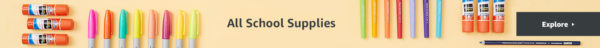 school supplies amazon