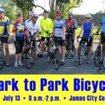Park to Park 20th Annual Park to Park Bicycle Tour  -July 13th, 8 am - 2 pm