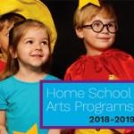 Hampton Arts Home School Arts Programs