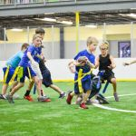 WISC Flag Football Clinics for Kids Ages 6-14 Years