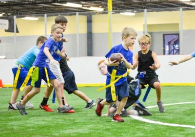 flag-football at wisc williamsburg