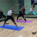 Yoga at WISC! Try a class today and experience the benefits - Learn More:
