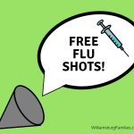Free Flu Shots on Thursday Oct 11th at Riverside Doctors' Hospital - Ages 14 and older - more details here: