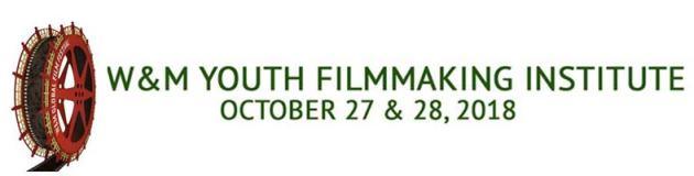 W&M Youth Filmmaking