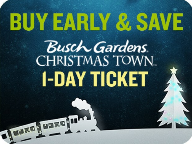 christmas town tickets