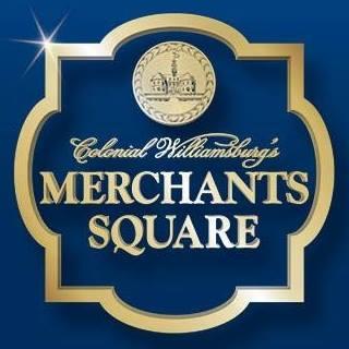merchants square williamsburg logo