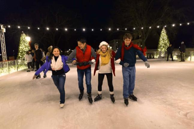 night skating