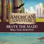 American Adventure at the Virginia Living Museum - Open until April 21!