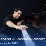 Cabaret & Cocktails  presented by The Williamsburg Symphony Orchestra Jan 26, 2019 at the Williamsburg Lodge!