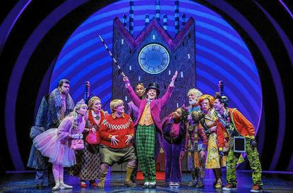 charlie chocolate factory musical norfolk