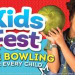 Kids FEST at AMF Bowling - Kids Bowl FREE for 1 hour - Learn more: