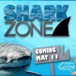 Shark Zone Exhibit at Virginia Living Museum is open until Sept. 2! 🦈