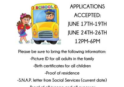 salvation back to school assistance