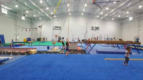 Williamsburg Gymnastics is now registering for fall classes