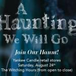 """Yankee Candle """"frightfully"""" good savings on Aug. 24 🎃"""