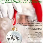 iDance Presents Christmas Dreams - Dec. 14 & 15 - a holiday show for the whole family - get tickets today:
