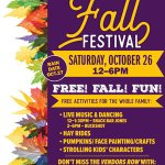 City Center Fall Festival - Oct. 26