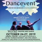 William and Mary Theatre presents Dancevent next as part of their 2019 - 2020 Season!