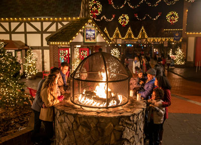 Unofficial Guide To Busch Gardens Williamsburg Christmas Town Edition