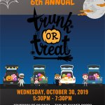 Wyndham's 6th Annual Trunk or Treat - Oct. 30