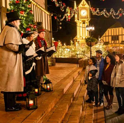 Busch Gardens Christmas 2020 Unofficial Guide to Busch Gardens Williamsburg Christmas Town Edition