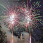 Grand Illumination in Colonial Williamsburg  December 2020