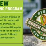 "Pin Trading at Busch Gardens Williamsburg! Here is the ""how to"" guide"