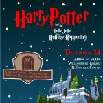 Williamsburg Regional Library Events this week Harry Potter Holiday