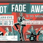New Years Eve (FREE) community event  with Not Fade Away playing LIVE! (And you can bring kids!)