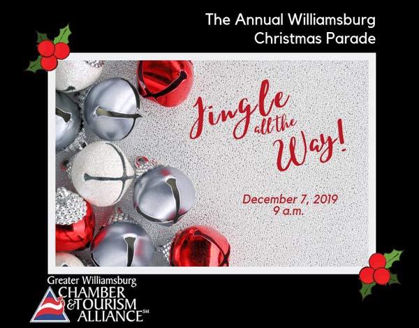 Williamsburg Christmas Parade 2020 Williamsburg Christmas Parade   Saturday December 7, 2019