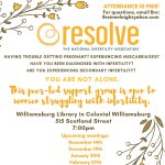 Infertility support group meets in Williamsburg