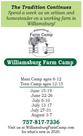 Williamsburg Farm Camp