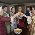 Enjoy a fun Colonial Costume dinner at Chowing's Tavern - Come in your 18th century best & receive 25% discount