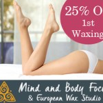 25% Off Your First Waxing at European Waxing Studio in Williamsburg