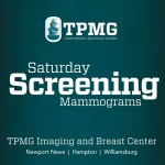 Now you can schedule your Mammogram on a Saturday